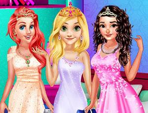 Princess In Prom Night