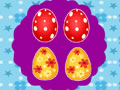 Cartas de Memoria de Huevos de Pascua