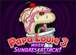 Papa Louie 3 - Cuando los Sundaes Atacan