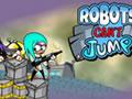 Los robots no pueden saltar
