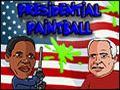 Presidential PaintBall , demócratas vs republicanos.