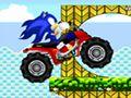 Sonic de Sega en ATV/Quad