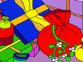 Colorear regalos de navidad