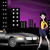 Chicas y coches descapotables