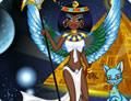 La sacerdotisa de la piramide