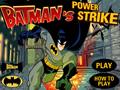 Batman rompe ladrillos