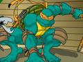 Las Tortugas Ninja: Revienta a los Mousers