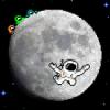 ¡Alarma! Un hombre en la luna
