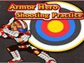 Armor Hero - Práctica de tiro (EN)