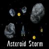 Tormenta de asteroides