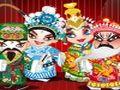 Máscaras de Beijing Opera
