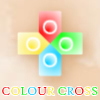 Cruz de color