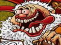Crazy Santa Jigsaw Puzzle