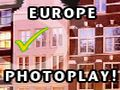 EUROPE PHOTOPLAY I - ¡Haz un viaje!