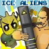 Aliens de hielo