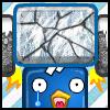 Pingüino escalador de hielo