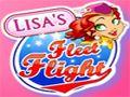 Vuelo de la flota de Lisa