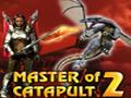 Maestro de la catapulta 2: Tierra de dragones.