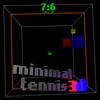 Minimal Tennis 3D