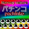Pachinko naturaleza noruega