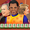 Obama tradicional Mahjong