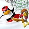 Pingüino vs Yeti