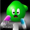 Ataque de pastillas