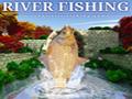 Pesca en el río: colores de otoño