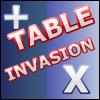 Invasores de mesa