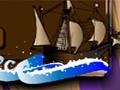 La nave de Sqwistopher Sqwolumbus