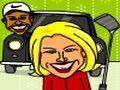 Choque de coche de Tiger Woods