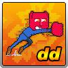 Dan Devil Arcade Super Puños