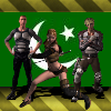 Fuerzas especiales en Pakistan