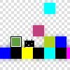Caja de arena de píxeles