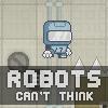 Los robots no pueden pensar