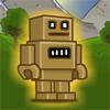 La leyenda del robot dorado
