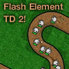 Flash Element Tower Defense 2