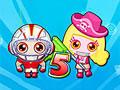 BombIt 5 Juego Bomberman 2 Jugadores