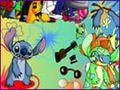 Stitch y los disfraces de Koala