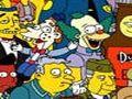 Todos los personajes de los Simpsons