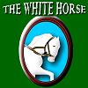En el hipodromo con el caballo blanco