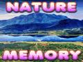 Juego de Memoria con cartas de la naturaleza