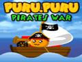 Batalla de barcos piratas