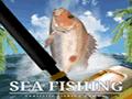 Pesca en una isla tropical