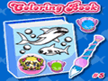 La familia de los tiburones