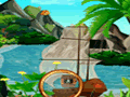La isla del tesoro, objetos ocultos.