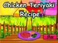 Receta para preparar Teriyaki de Pollo