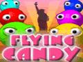 Caramelos volando