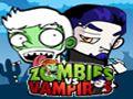 Zombies contra vampiros