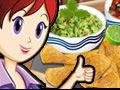 Clases de Cocina con Sara: Nachos y Salsa para mojar